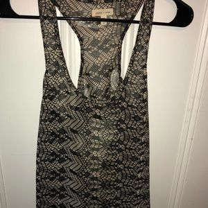 Urban Outfitters flowy patterned tank